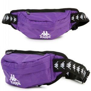 Kappa 222 Banda Anais Pansy Violet Fanny Pack Bag
